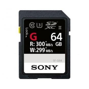 SONY CARTE SDXC TYPE G 64GB...