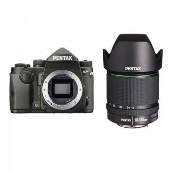 Pentax KP Noir + 18-135 WR