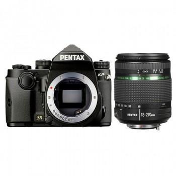 Pentax KP Noir + 18-270