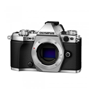OLYMPUS E-M5 MK II SILVER (nu)