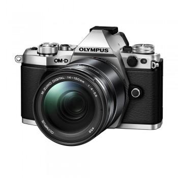 OLYMPUS E-M5 MK II SILVER +...