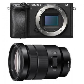 Sony Alpha 6300 + 18-105/4 G